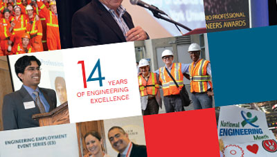 Ontario Society of Professional Engineers - Annual Reports