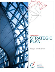 Ontario Society of Professional Engineers: OSPE 2015 Strategic Plan