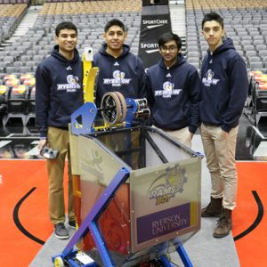 The lighter side of engineering: Meet the robot with a better free throw record than Steve Nash
