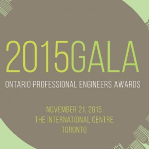 68th Annual Ontario Professional Engineers Awards Gala