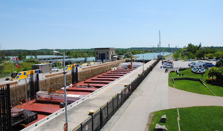 St. Lawrence Seaway Management Corporation - OPEA Project of the Year
