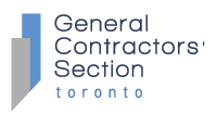 General Contractors' Section Toronto