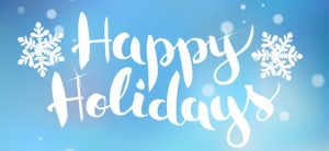 Happy Holidays from OSPE!