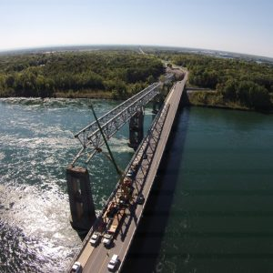 Replacing the iconic North Channel Bridge in Cornwall, Ontario