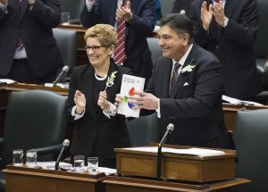 The 2016 Ontario Budget: Engineering Items the Media isn't Covering