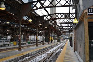 Transporting the past into the present: The Union Station Train Shed Project