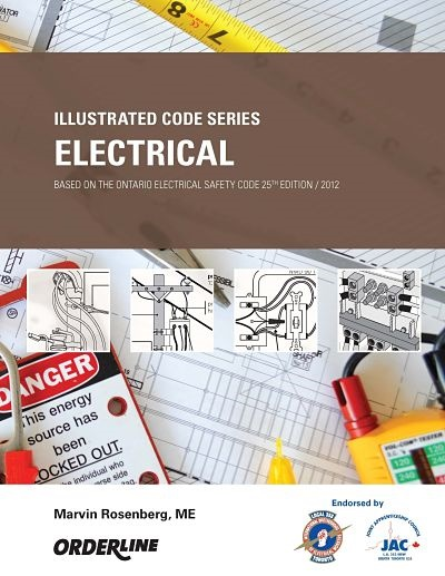 Electrical Code Piece 1- Illustrated Code Series