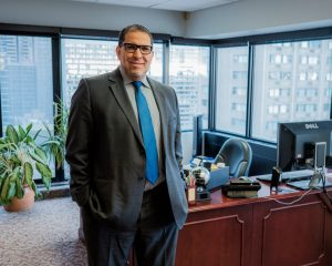 OSPE Congratulates Ryerson's New President and Vice-Chancellor, Dr. Mohamed Lachemi