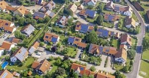 Case study: Renewable energy sources shine in the German town of Schönau