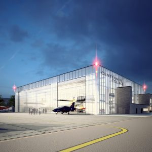 Aerospace innovation to take off at Downsview Park