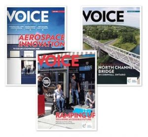 Voice your opinion in OSPE's quarterly magazine