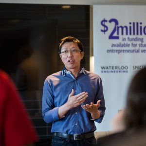 Waterloo Engineering Student Venture Program features ties to Silicon Valley