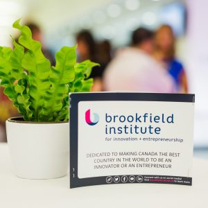 Beyond the Buzzword: The Brookfield Institute for Innovation + Entrepreneurship