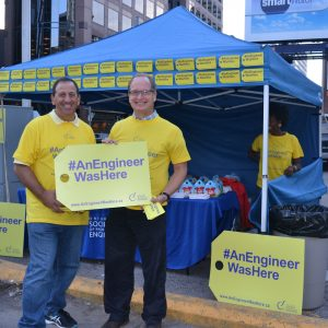 #AnEngineerWasHere – One week and going strong