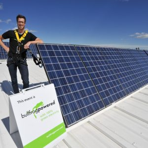 OSPE & Bullfrog Power support green energy projects across the country