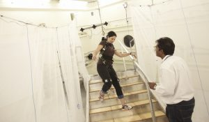 Inside the Toronto Rehabilitation Institute's underground laboratory