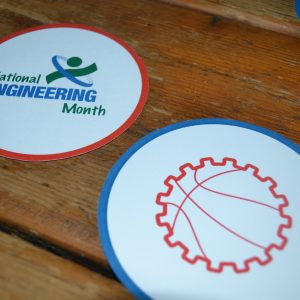 "The first day of National Engineering Month 2017 is a ""slam dunk"""