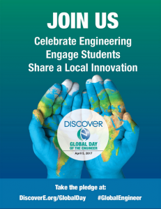 Read more about the article OSPE celebrates Global Day of the Engineer!