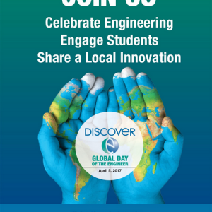OSPE celebrates Global Day of the Engineer!