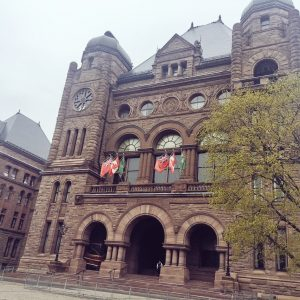 Engineers take over Queen's Park for OSPE's 9th MPP Reception