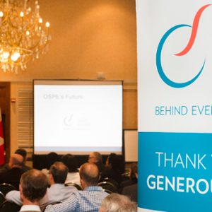 Highlights from OSPE's 2017 General Assembly and Annual General Meeting