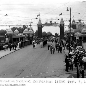 A history of innovation: the evolution of the Canadian National Exhibition (CNE)