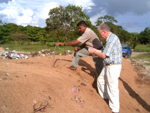 Trash to treasure: A case study in international solid waste management