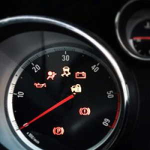 What is your vehicle's dashboard telling you?
