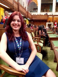 An engineering student's perspective on advocacy: Cristina Mazza takes on PAN