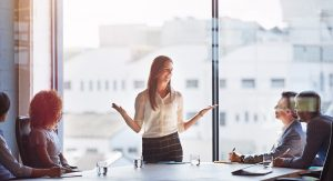 Read more about the article Seven secrets for success during your next meeting…