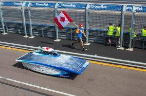 The Road to Success: Meet the Blue Sky Solar Racing Team
