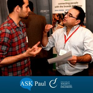 ASK Paul: How do I control my interview anxiety?
