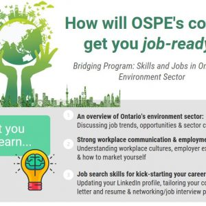 How can international engineering grads adapt their skills for a career in Ontario?