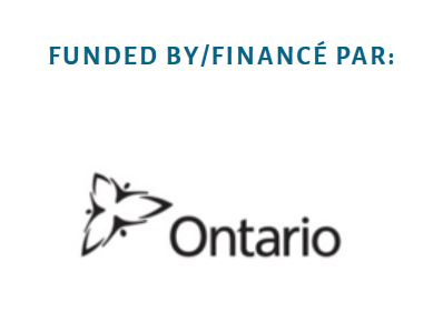 Funded by Government of Ontario