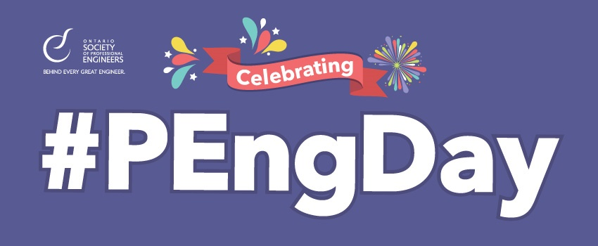 P.Eng. Day Banner