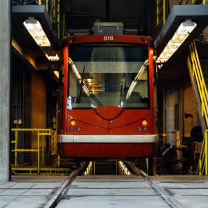 What's Happening in the World of Urban Transit Infrastructure?