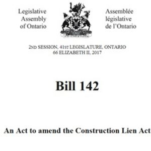 The New Construction Act – What You Need to Know!