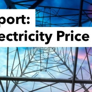 OSPE's Energy Task Force Releases Electricity Price Reform Paper