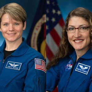 Recent NASA Spacewalk Sheds Light on a Problem Many Women Face in the Workplace