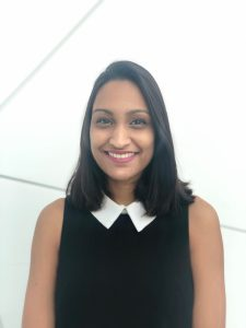 OSPE Student Member Profile: Tiffany Joseph