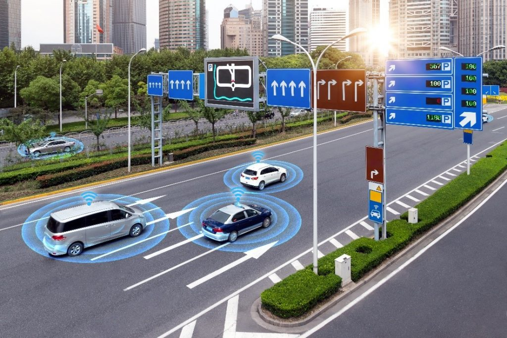 autonomous connected vehicles