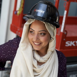 Workplace Safety Clothing: Where Hijab meets Hardhats