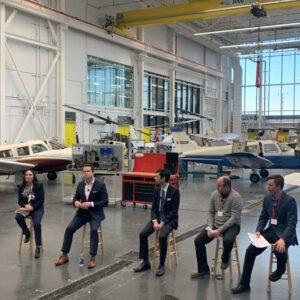 Autonomous Aircraft and Drone Roundtable Event Recap