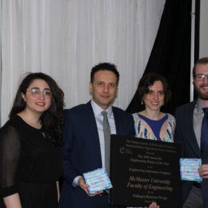 Hamilton-Halton Engineering Week Awards Gala 2020