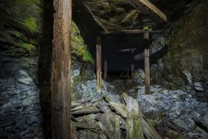 abandoned mines niagara