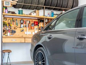 5 things you shouldn't store in your garage