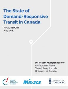 demand responsive transit cover