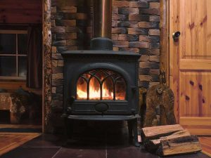 Safe wood heating
