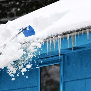 How to prevent snow and ice damage on your house