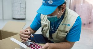 Read more about the article Hatch, led by OSPE member John Bianchini, P.Eng., raises $1 million for COVAX and UNICEF